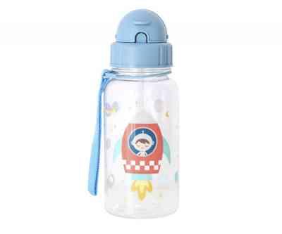 botella infantil de plastico reciclado