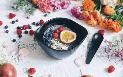 Bol hermético ideal para líquidos y sólidos