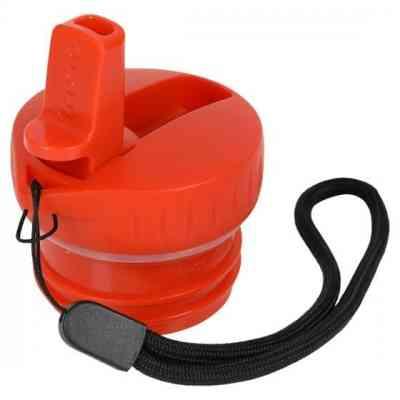 Tapón fácil de abrir y beber botella infantil cangrejo
