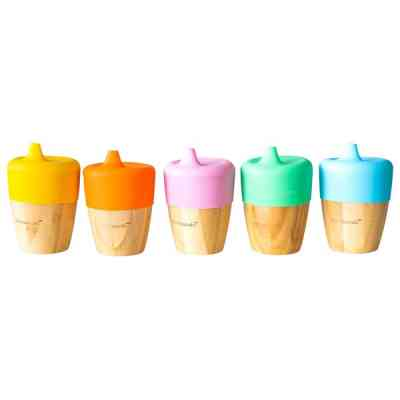 Colores de vasos de iniciación Eco Rascals