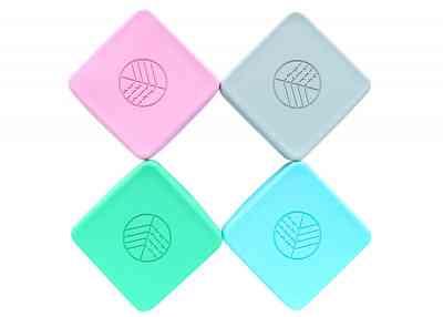 Colores de cajas portasnacks Eco Rascals