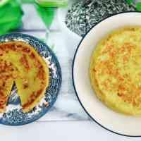 Tortillas veganas de patatas